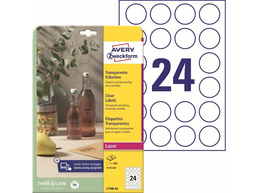 Avery Zweckform L7780-25