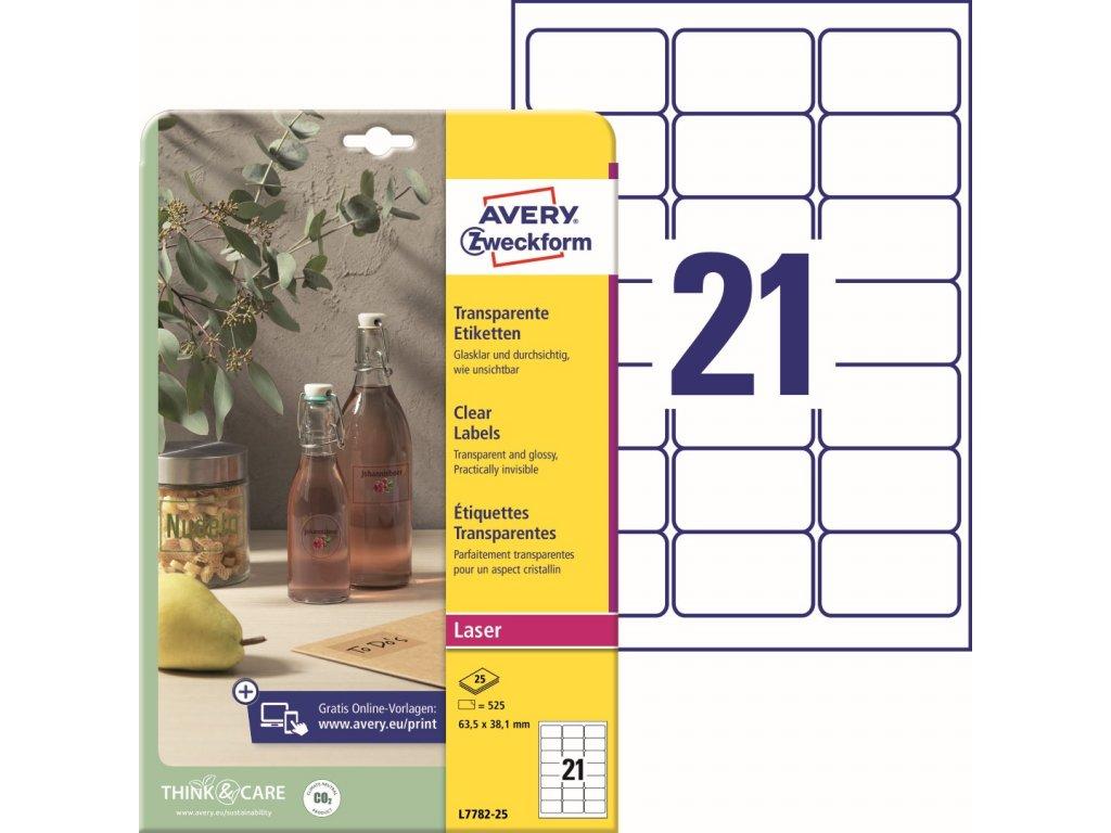 Avery Zweckform L7782-25