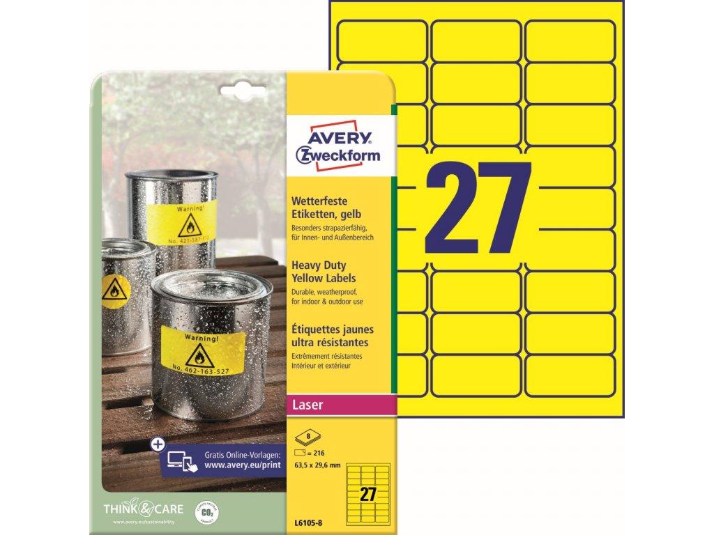 Avery Zweckform L6105-8