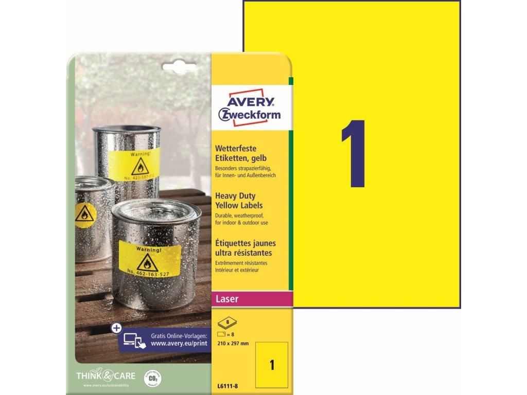 Avery Zweckform L6111-8