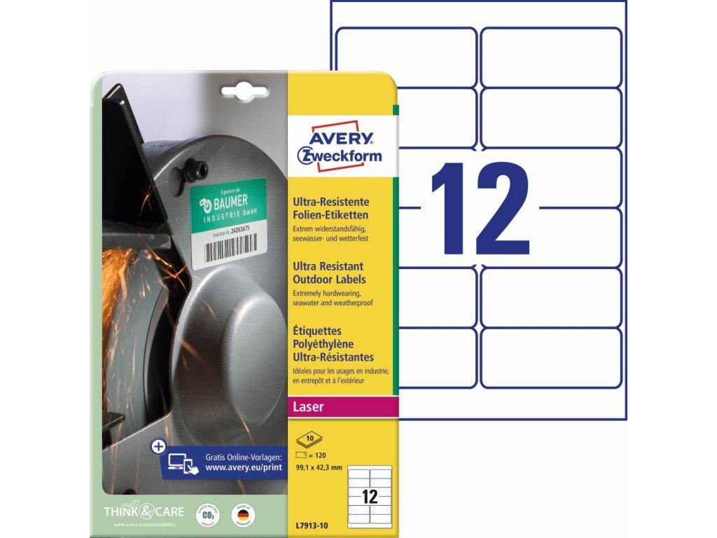 Avery Zweckform L7913-10