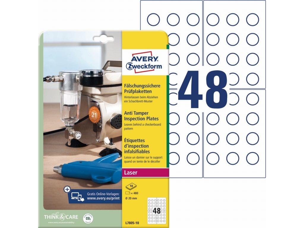 Avery Zweckform L7805-10