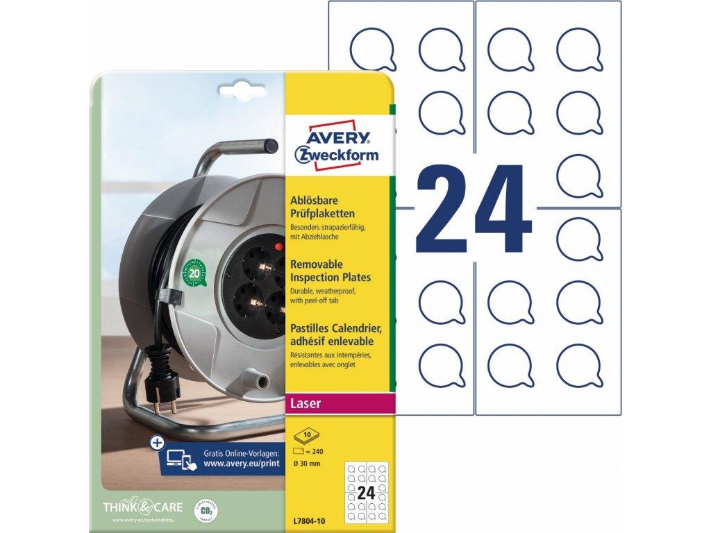 Avery Zweckform L7804-10