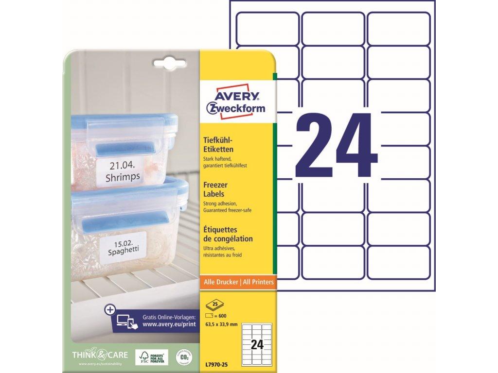 Avery Zweckform L7970-25