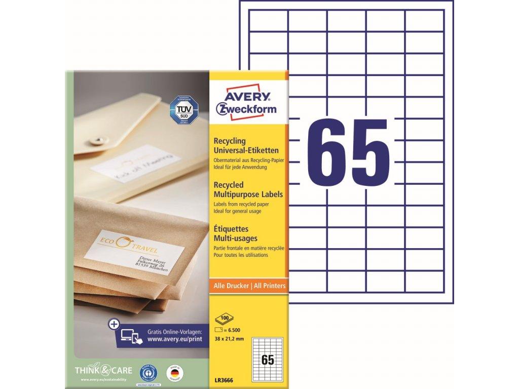 Avery Zweckform LR3666