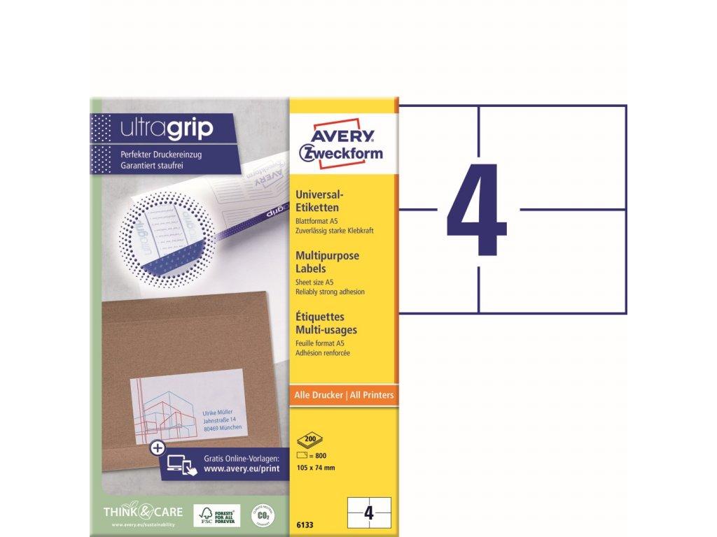 Avery Zweckform 6133