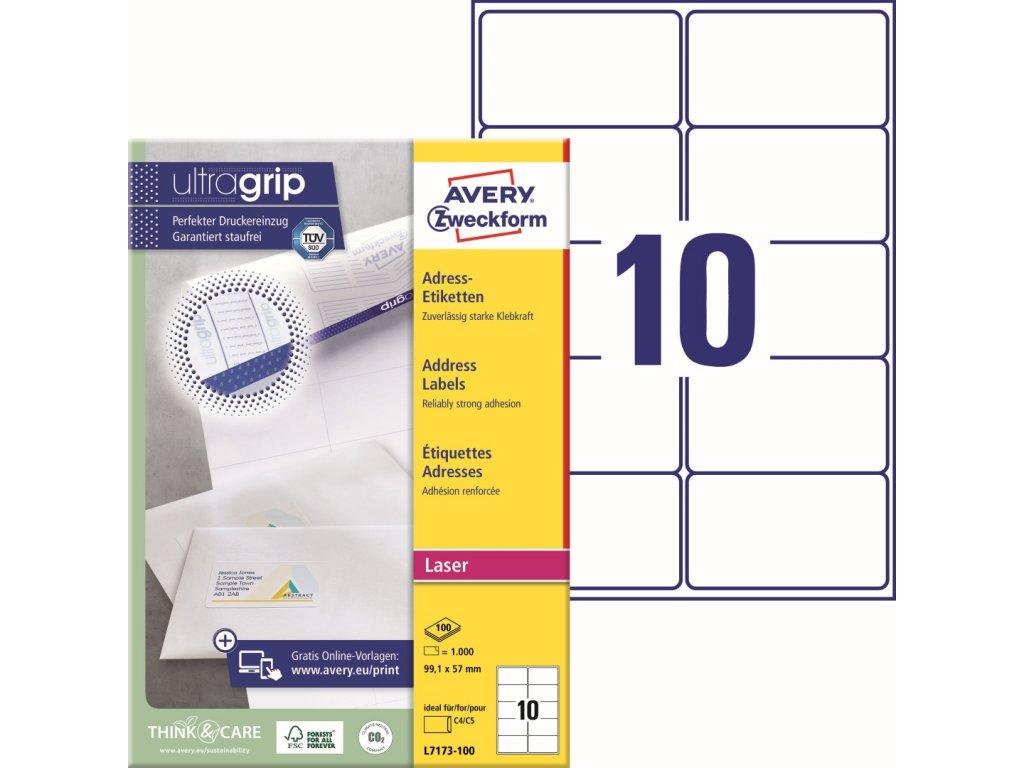 Avery Zweckform L7173-100