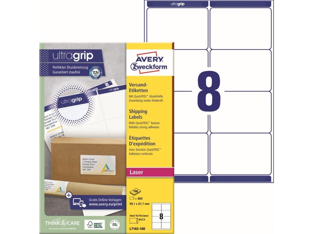 Avery Zweckform L7165-100