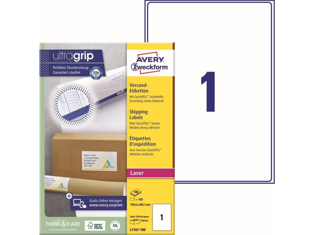 Avery Zweckform L7167-100