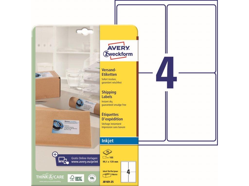 Avery Zweckform J8169-25