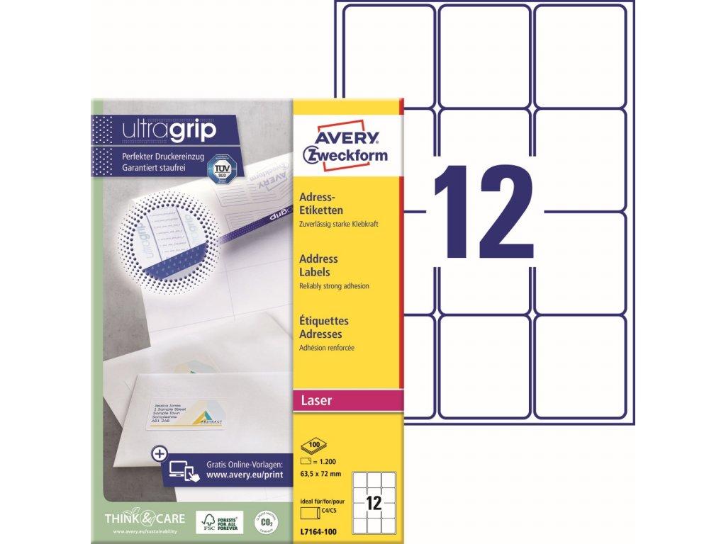 Avery Zweckform L7164-100