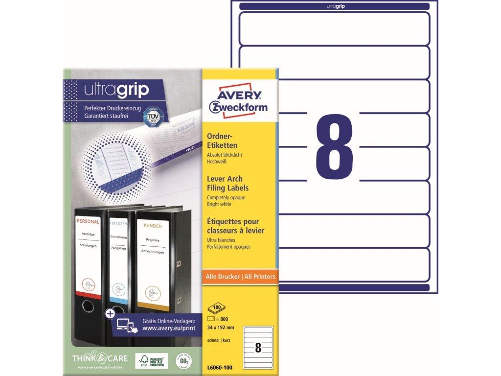 Avery Zweckform L6060-100