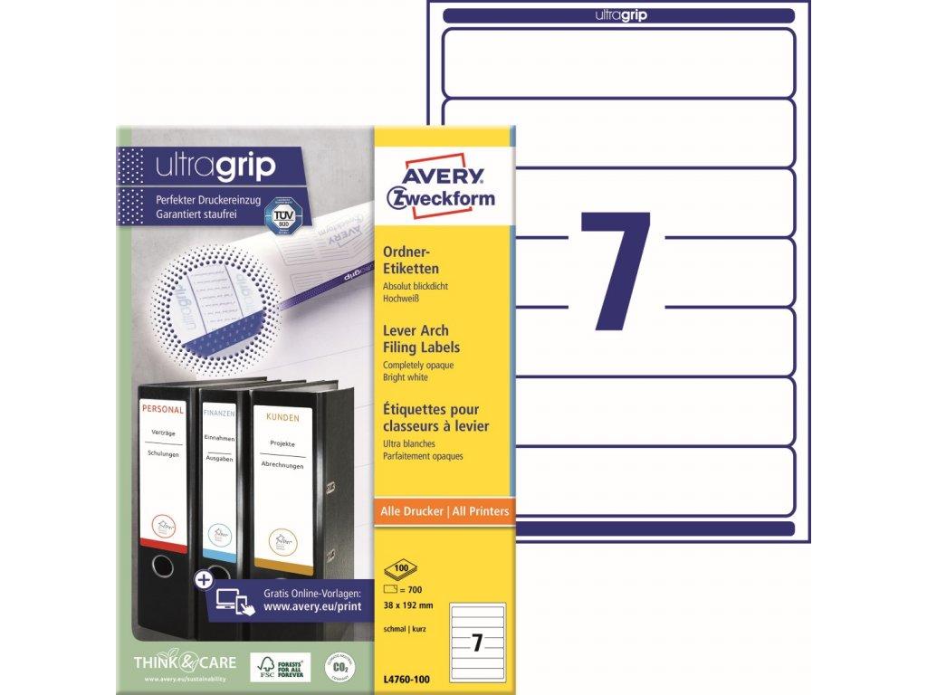 Avery Zweckform L4760-100