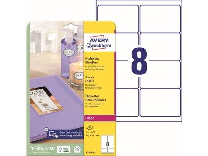Avery Zweckform L7765-40