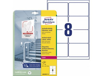 Avery Zweckform L8004REV-10