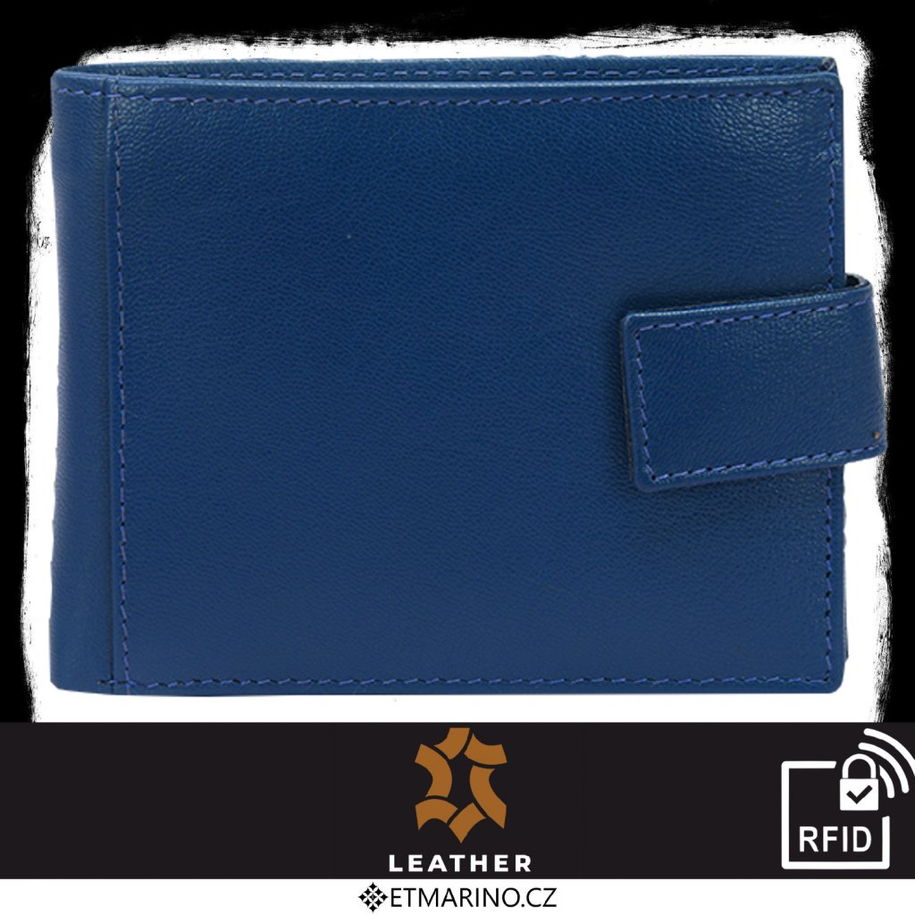 Leather 1620 blue 4