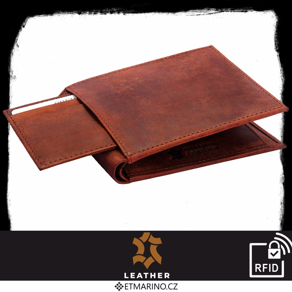 Leather 2620 brown 4