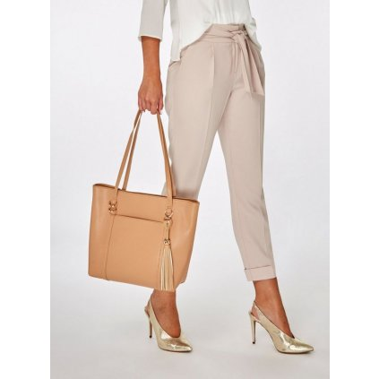 dorothy perkins shopper beige3