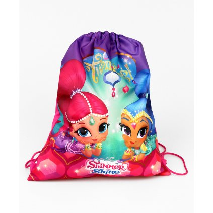 Vak na záda A4 SHIMMER AND SHINE