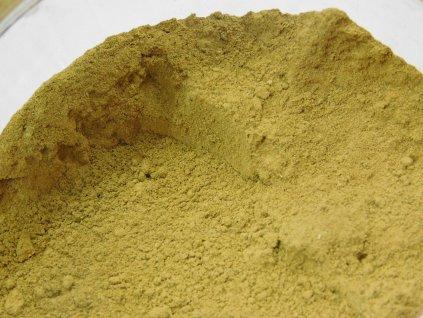 sumatra red vein kratom powder pile 600x600