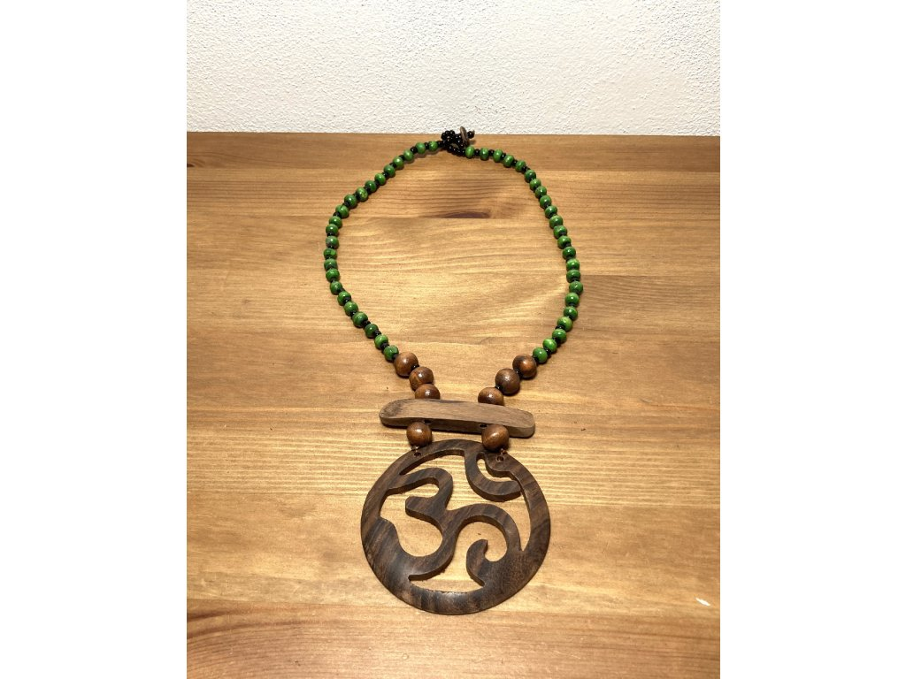 zajímavé náhrdelníky : přírodní náhrdelník : náhrdelník etno