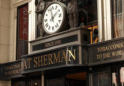Doutníky Nat Sherman