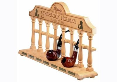 Dýmky Peterson Sherlock Holmes