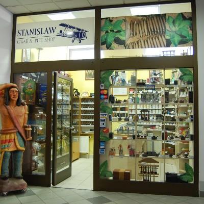 Stanislaw Cigar & Pipe Shop Brno IBC