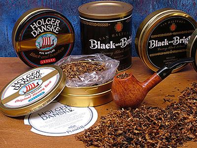 Dýmkový tabák články