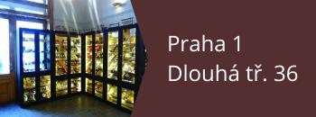Prodejna Etrafika Praha 1