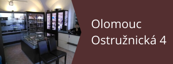Prodejna Etrafika Olomouc