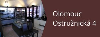 Prodejna Etrafika Olomouc