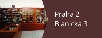 Prodejna Etrafika Praha 2