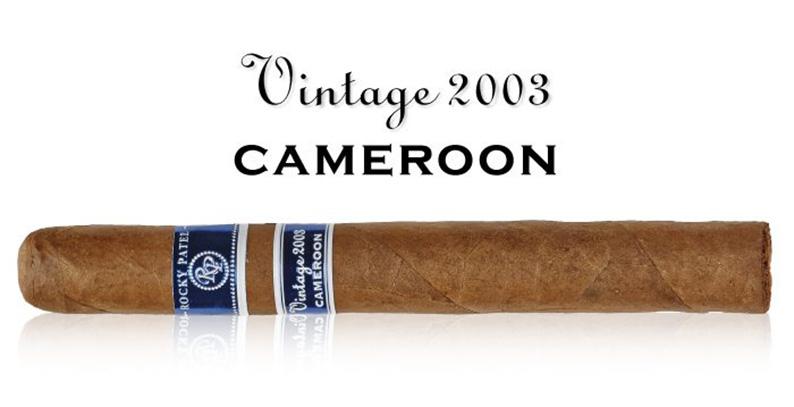 Doutníky Rocky Patel 2003 Cameroon
