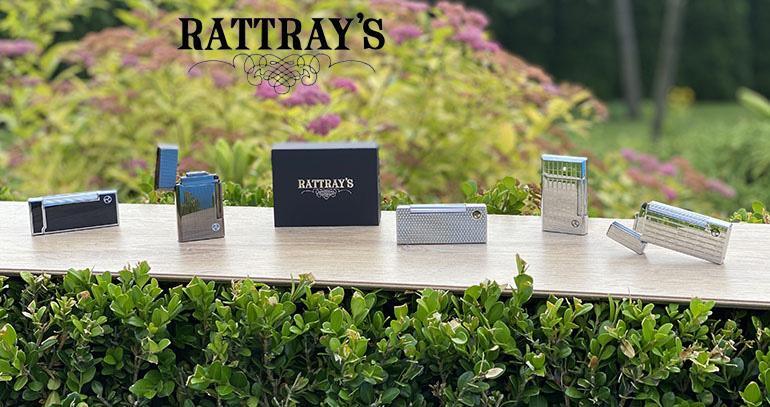 Dýmkové zapalovače Rattrays