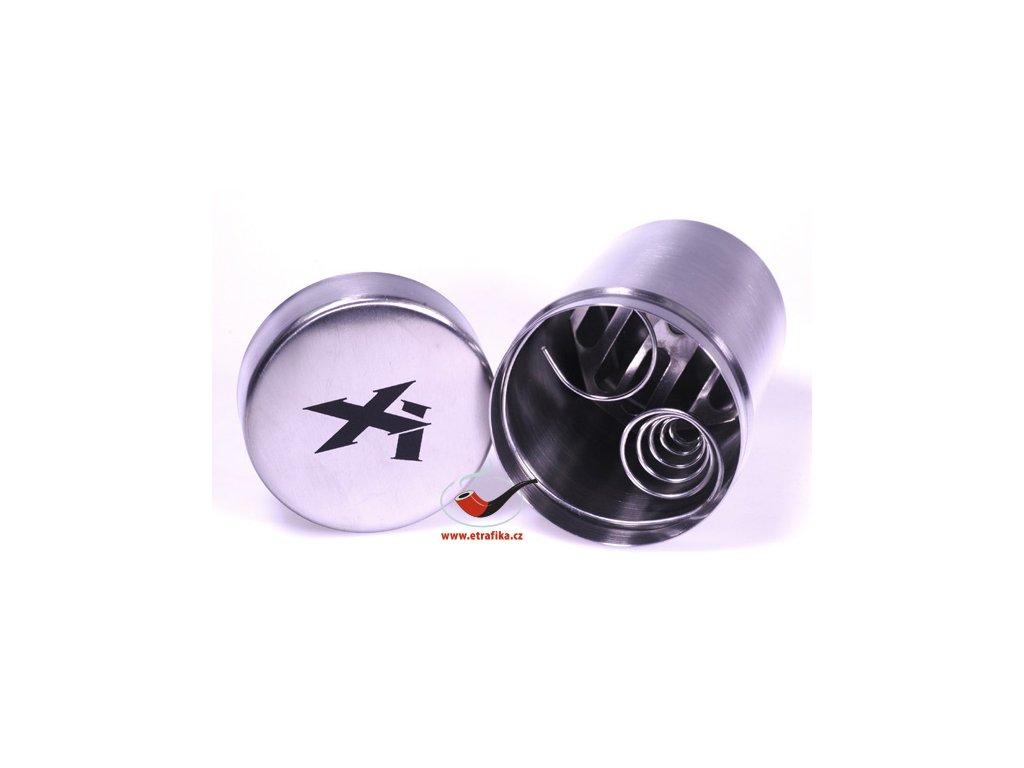 Doutníkový popelník do auta Xikar Ashtray Can 424AC