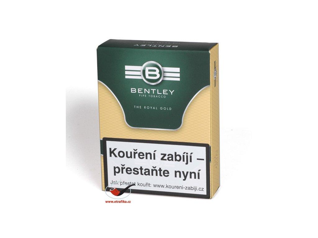 Dýmkový tabák Bentley The Royal Gold/50