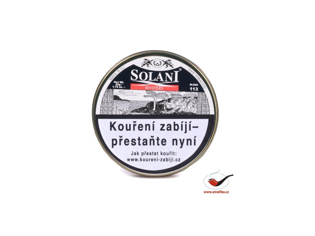 Dýmkový tabák Solani Mystery 113/50