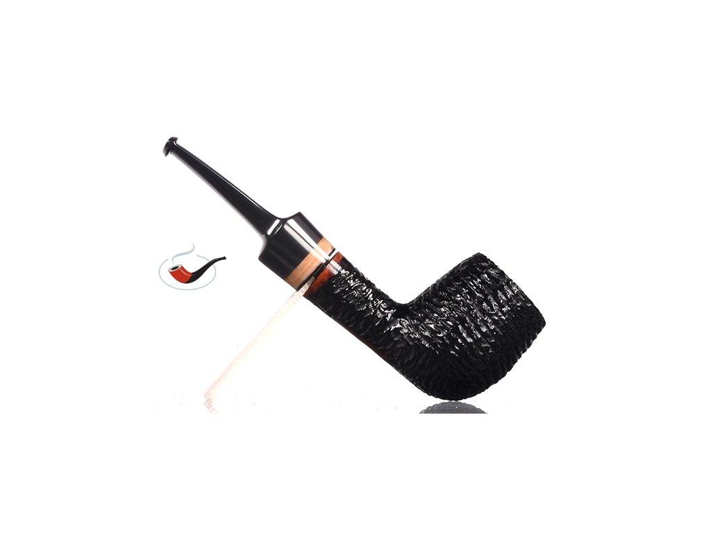 Dýmka Jirsa Rustic black Varia 19