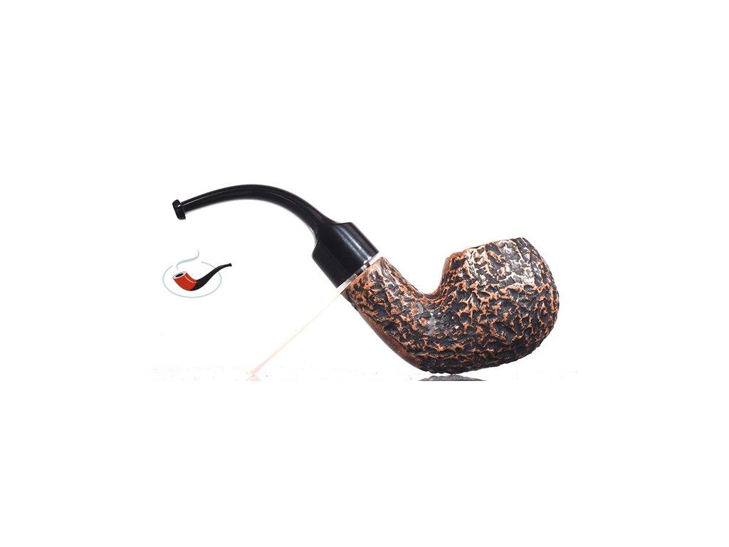Dýmka Peterson Aran Rusticated XL02