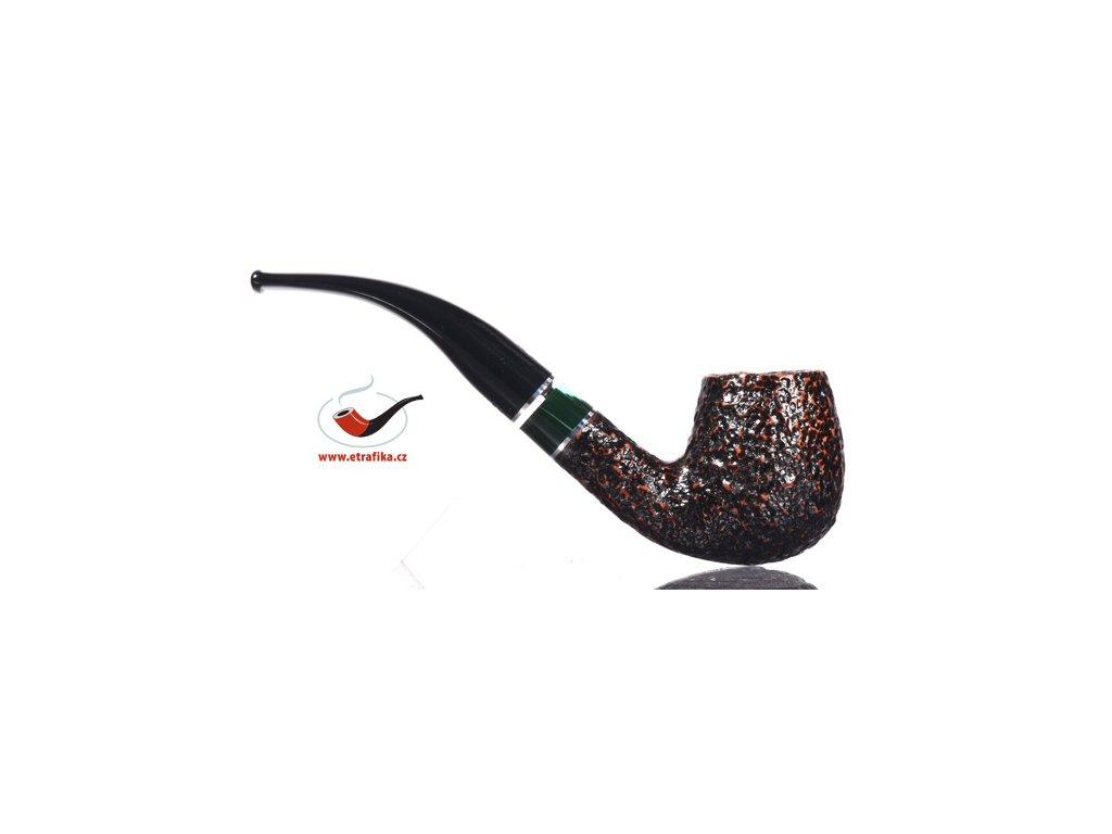 Dýmka Savinelli Impero Rustik Dark Brown 602