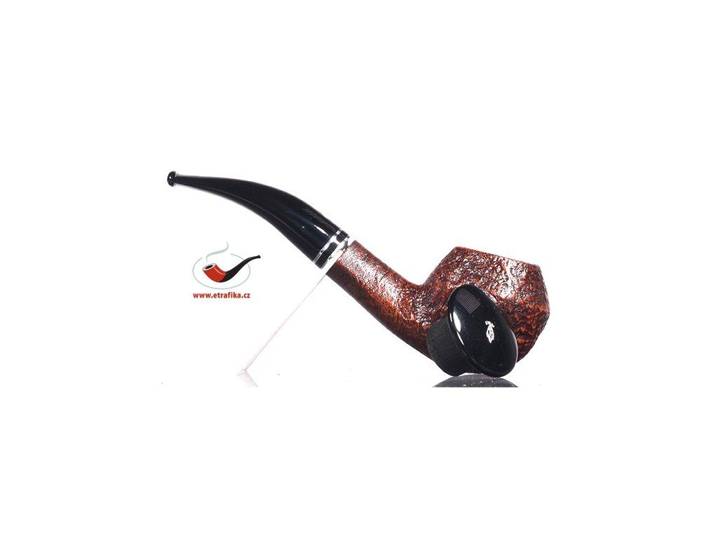 Dýmka Savinelli Monsieur Brown Sandblast 673
