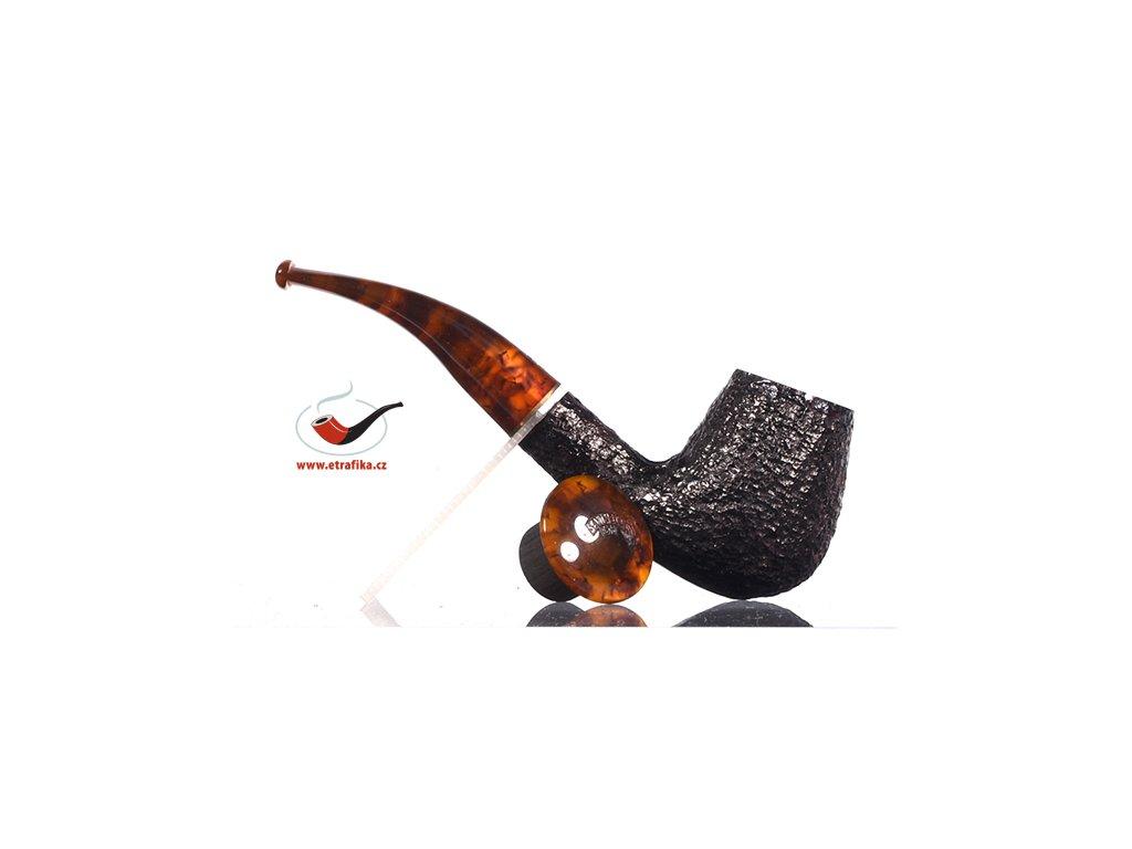 Dýmka Savinelli Tortuga Rustic 628