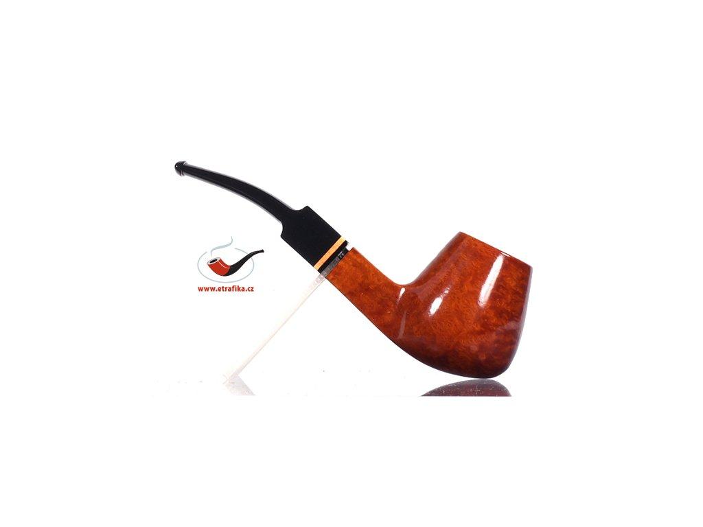 Dýmka Vauen Glatt NB Barontini natur B122 - Výprodej