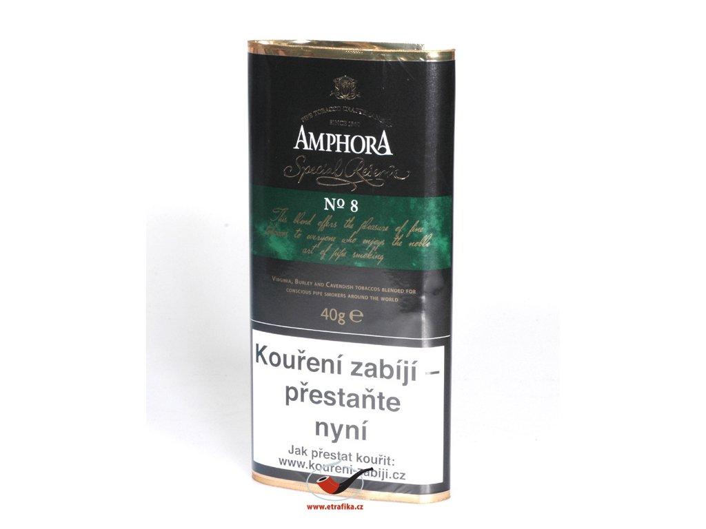 Dýmkový tabák Amphora Special Reserve No.8/40