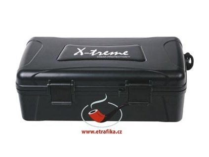 Xikar Doutníkový cestovní humidor na 10 doutníků