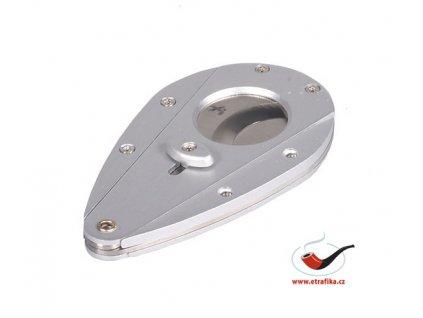 Ořezávač na doutníky Xikar 100SL-Xi1 Silver