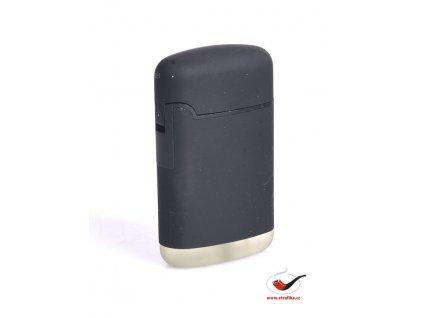 Doutníkový zapalovač EasyTorch 8 Rubber Black