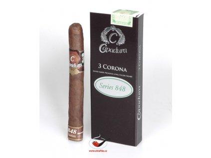 Doutníky Capadura 848 Corona/3