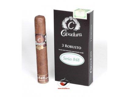 Doutníky Capadura 848 Robusto/3
